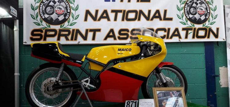 The 39th Carole Nash Bristol Classic Motorcycle Show